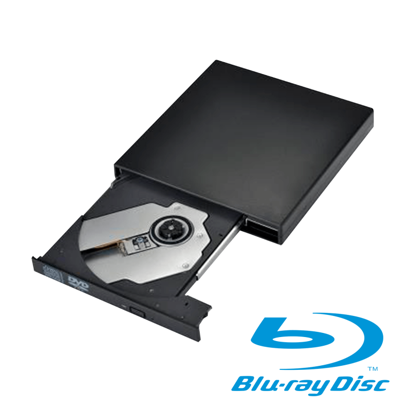 Grabadora externa Blu Ray